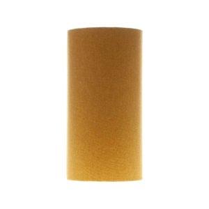Mustard Yellow Wool Tall Drum Lampshade