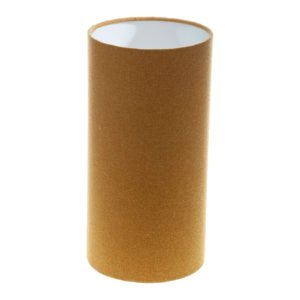 Mustard Yellow Wool Tall Drum Lampshade