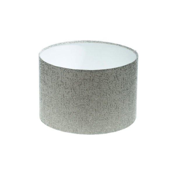 Serpa Dove Grey Drum Lampshade