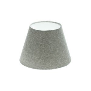 Serpa Dove Grey Empire Lampshade