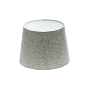 Serpa Dove Grey French Drum Lampshade
