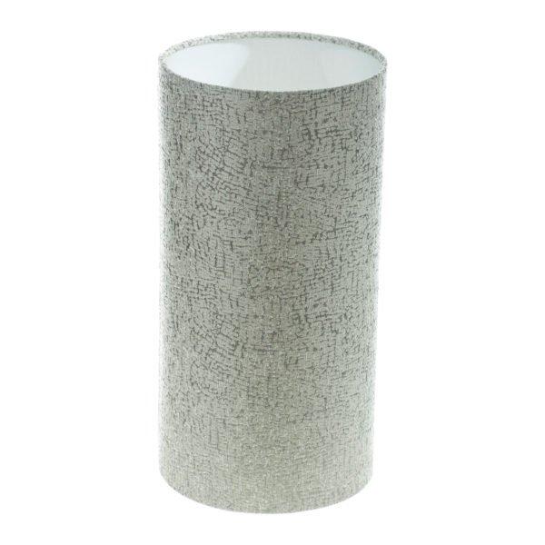 Serpa Dove Grey Tall Drum Lampshade