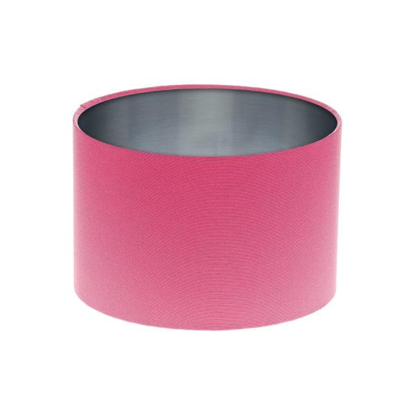 Sorbet Bright Pink Drum Lampshade