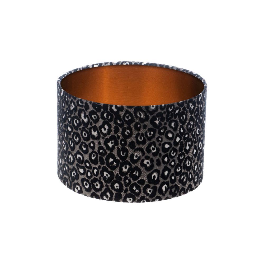 Leopard Print Drum Lampshade, Leopard Print Lamp Shade Uk