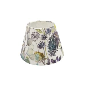 Voyage Hedgerow Blue Empire Lampshade