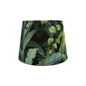 Botanical French Drum Lampshade
