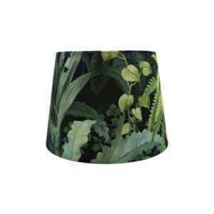 Botanical French Drum Lampshade