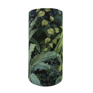 Botanical Tall Drum Lampshade