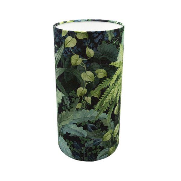 Botanical Tall Drum Lampshade
