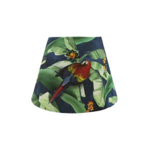 Jungle Parrot Empire Lampshade