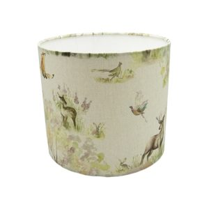 Voyage Enchanted Forest Drum Lampshade
