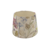 Voyage Hedgerow Pink French Drum Lampshade Champagne Inner