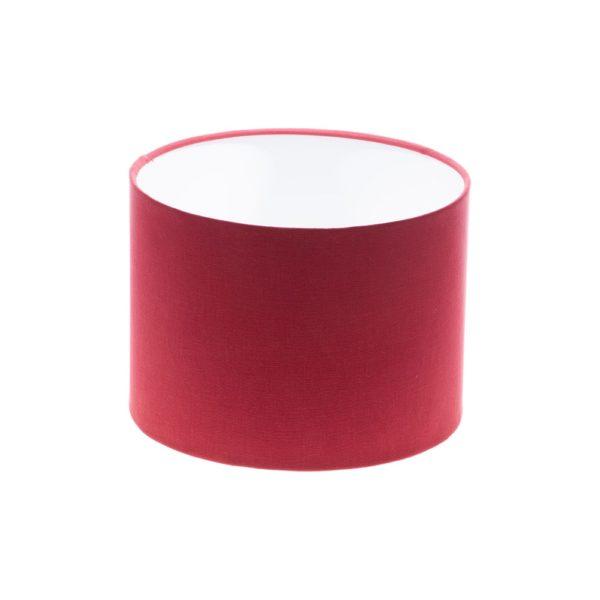 Raspberry Red Drum Lampshade