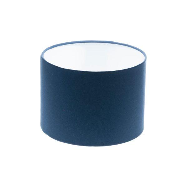 Regal Blue Drum Lampshade