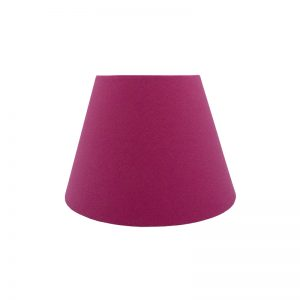 Sorbet Bright Pink Empire Lampshade