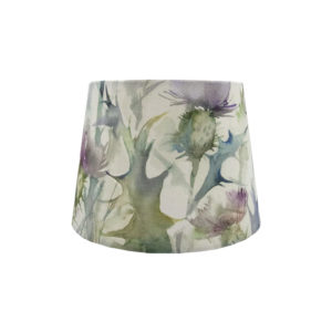 Voyage Cersiun Damson French Drum Lampshade