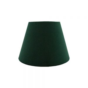 Emerald Green Velvet Empire Lampshade