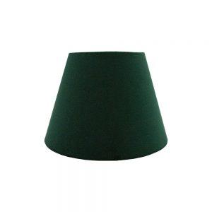 Emerald Green Velvet Empire Lampshade