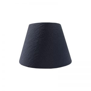 Alchemy Navy Blue Empire Lampshade