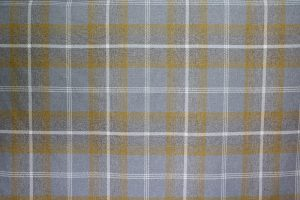 Balmoral Amber Tartan Fabric