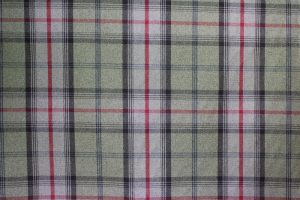 Balmoral Hunter Tartan Fabric