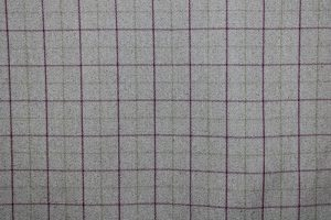 Bamburgh Heather Tartan Fabric