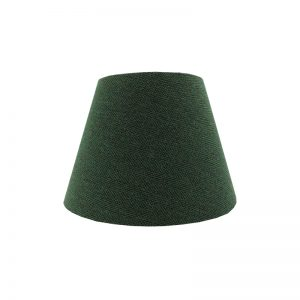 Toad Green Herringbone Herringbone Empire Lampshade