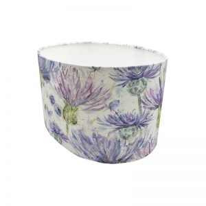 Voyage Thistle Oval Lampshade