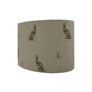 Hartley Hare Oval Lampshade