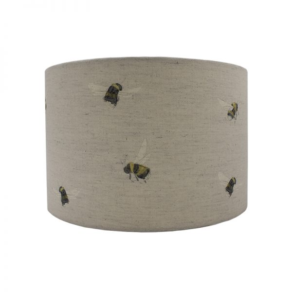 Voyage Busy Bees Drum Lampshade
