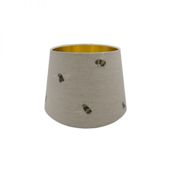 Voyage Busy Bees French Drum Lampshade