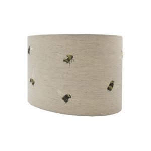 Voyage Busy Bee Oval Lampshade