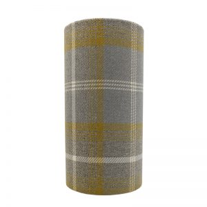 Balmoral Amber Tall Drum Lampshade