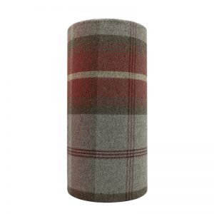 Balmoral Cherry Tall Drum Lampshade