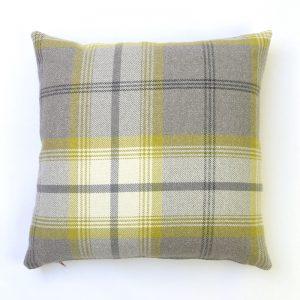 Balmoral Citrus Square Cushion