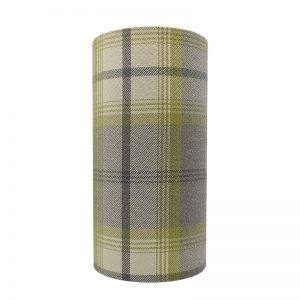 Balmoral Citrus Tall Drum Lampshade