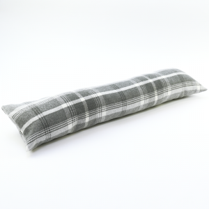 Balmoral Dove Grey Draught Excluder