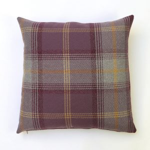 Balmoral Lavender Square Cushion