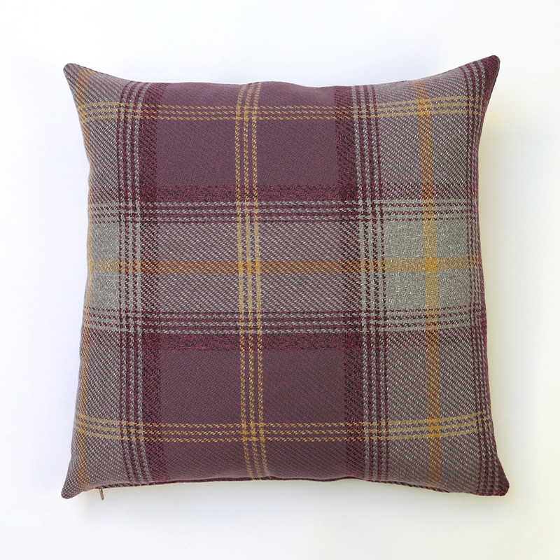 Balmoral Lavender Square Cushion