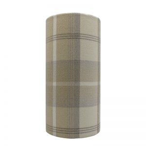 Balmoral Natural Tall Drum Lampshade