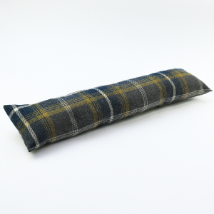 Balmoral Navy Blue Draught Excluder