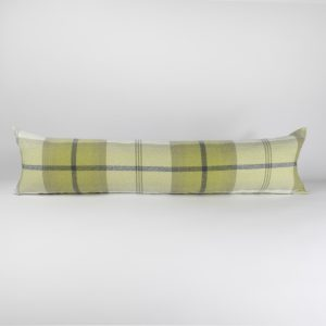 Balmoral Ochre Draught Excluder