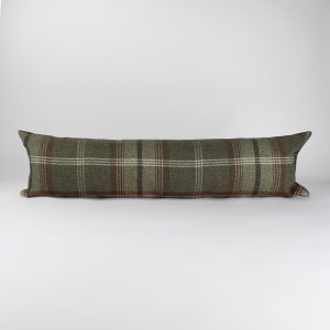 Balmoral Rosso Draught Excluder