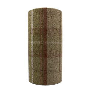 Balmoral Rust Tall Drum Lampshade