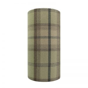 Balmoral Sage Tall Drum Lampshade