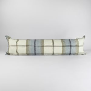Balmoral Sky Blue Draught Excluder