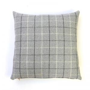 Bamburgh Dove Grey Cushion