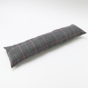 Winsford Grey Pink Draught Excluder