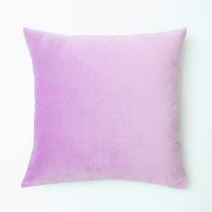 Lavender Velvet Cushion