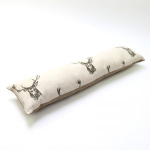Stag Head Draught Excluder